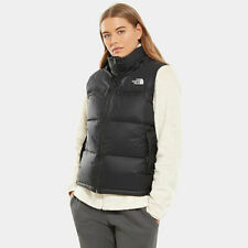 The North Face Nuptse 1996 Black Down Puffer Vest Gilet Size XL
