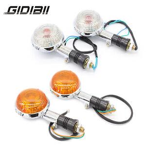 Turn Indicator Signal Light Blinker Front /Rear For Yamaha VSTAR CUSTOM XVS1100
