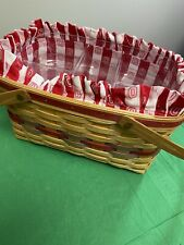 The Ohio State University 2002 Collector Series Royal Craft Basket W/ Osu Liner