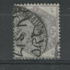 1883-84 GB QUEEN VICTORIA 3d, USED