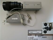 Philips CCD Kamera mit Objektiv Type: LDH 0470/00   21-5 #2654