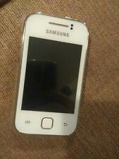 Samsung Galaxy Y GT-S5360 - White (Unlocked) Smartphone