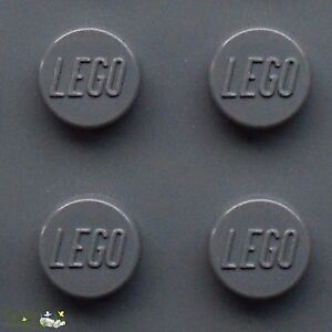 LEGO Bricks Tiles Parts in Dark Stone Grey - Choice New