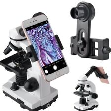 Gosky Microscope Lens Adapter, Microscope Smartphone Camera Adaptor