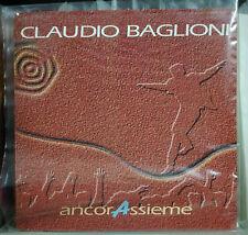 CLAUDIO BAGLIONI - ANCORA ASSIEME LP 33 GIRI VINILE  ORIGINALE -NO RISTAMPA DANY