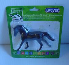 Breyer Model Horses FEI Limited Edition Black Hanoverian #9164 Galloping, Canter