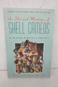 The Art & Mystique of Shell Cameos I.D. & Value Guide by Aswad & Weinstein