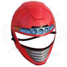 2007 Power Rangers: OPERATION OVERDRIVE  RED RANGER Mask