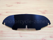 """Black 4.5"""" Windshield For Harley Touring FLHT/X Ultra Classic Limited CVO 96-13"""
