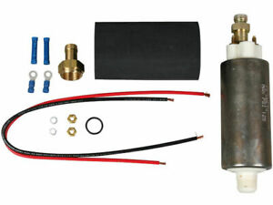 For 1984-1989 Porsche 911 Electric Fuel Pump In-Line 68423XV 1985 1986 1987 1988