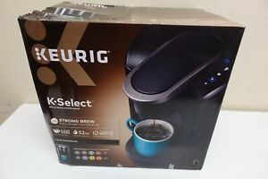 Keurig K-Select K80 Single Serve K-Cup Pod Coffee Maker -Matte Black (9A-OB)