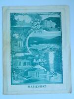 Catálogo Comercial Marienbad Baño Térmico Con Precio