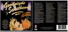 CD 3 - 1964 - GOODNIGHT SWEETHEART 60 WARTIME FAVOURITES