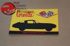 66 Corvette Owners Manual