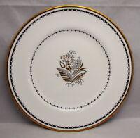 "Crown Staffordshire BLACKSTONE A16028 Salad Plate(s) 8 1/4"""