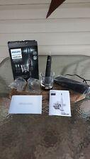 Philips Sonicare DiamondClean Smart 9300 Sonic Electric Toothbrush - Black