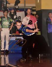 EJ Tackett Signed Autographed 8x10 Photo PBA Championship Coa