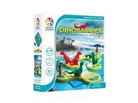 Dinosaurier - Geheimnisvolle Inseln 1 Spieler Brettspiel Smart Games SG 282