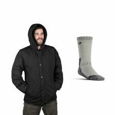 *BUNDLE* Cold Weather Hooded Parka Coat (Doobon/Dubon) + Mirano Wool Socks