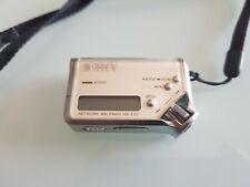 Sony MP3 NW-E55 argent parfait état.