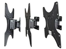 VESA Tv Wall Mount 19-37 Inch LED LCD mount tilts pivoting
