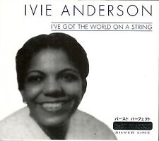 Ivie Anderson - I've Got the World On A String - CD -