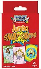 JUMBO PACK KIDS SNAP CARDS 12.3CM X 8.5CM APPROX 36 GREAT CARDS