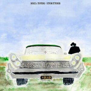 NEIL YOUNG  /  STORYTONE  /  DOUBLE CD DIGIPACK 2014