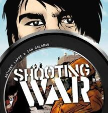 SHOOTING WAR Graphic Novel By Anthony Lappe & Dan Goldman (2007 Hardcover) NEW