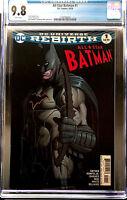 ALL STAR BATMAN #1  NM / MINT CGC 9.8 graded a DC comic