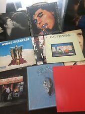 14 Rock & Pop Vinyl LP Joblot - Roxy Music,Dire Straits,Blondie, Fleetwood Mac