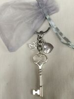 "PERSONALISED BROTHER 21st Birthday Gift - Keyring ""key to the door' traditional"