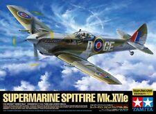 Tamiya Model kit 1/32 Supermarine Spitfire Mk.XVIe
