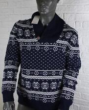 Norwegen Herren-Pullover aus Wolle