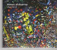 (GP567) Mosaic Of Disarray, Channel D - 2012 Sealed CD