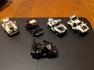 Micro Machines Deluxe Black Lamborghini Mustang Mercedes Ford Porsche Lot