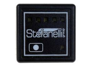 Control Panel switch STEFANELLI SIS PLUS Benzin-Gasschalter zentral, control uni