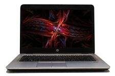 "C Grade HP EliteBook 840 G3 14"" Intel i5 8 GB RAM 128 GB SSD WiFi Win 10 Laptop"