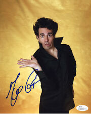 (Ssg) Mario Cantone Signed 8X10 Color Photo with a Jsa (James Spence) Coa