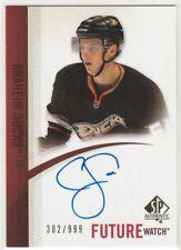 2010 10-11 SP Authentic #307 Cam Fowler Autograph RC Rookie /999