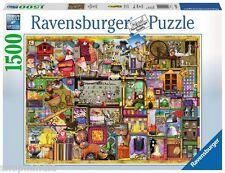 RAVENSBURGER 16312 COLIN THOMPSON WARDROBE CRAFT PUZZLE 1500 PIECES JIGSAW