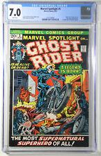 Marvel Spotlight #5 CGC 7.0 Marvel 1972 Origin & 1st Appearance of Ghost Rider