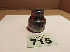 """Elora 32mm Socket 1/2"""" Drive 32mm Socket No715"""