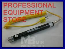 Surface Piercing Temperature Probe Thermocouple K Type