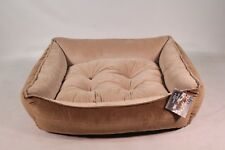 Bowsers Pet Products The Scoop Dog Bed Medium Toffee