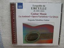 Leopoldo de Urcullu - Guitar Music (La Amistad, Opera Variations, La Queja) ...
