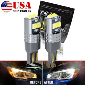 For Subaru WRX 2015-2020 Boomerang LED Replacement Bulb168 C Light Side Parking