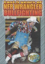 Last 5 Years of Nfr Wrangler Bullfighting Dvd