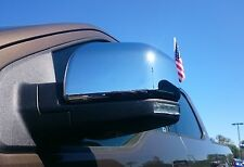 FORD F-150 TRUCK 2015 - 2016 TFP CHROME ABS MIRROR COVER INSERT ACCENT - 44563MI