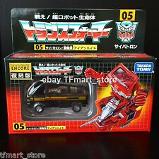 Transformers Encore 05 G1 Ironhide (Black Version) E-Hobby Takara Diaclone